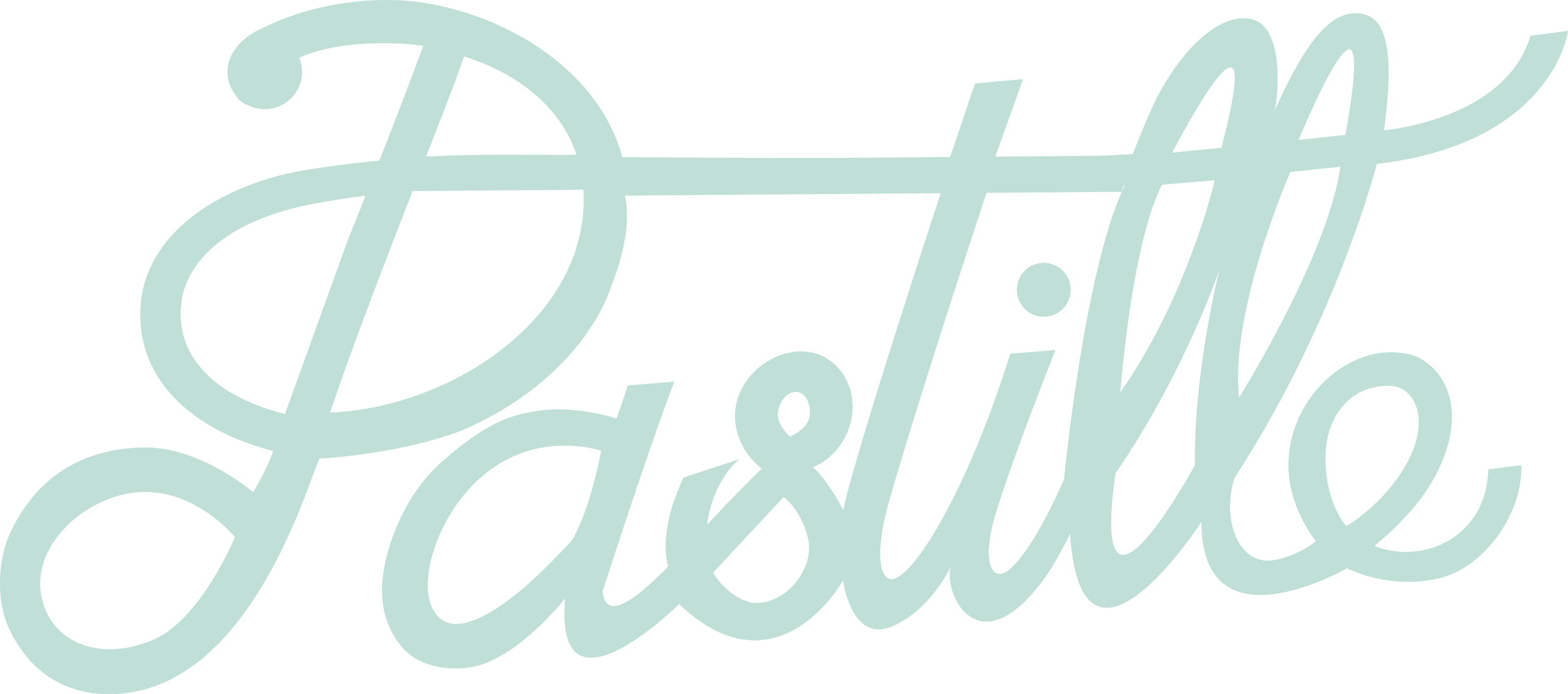 Logo for Pastille Beauty Bar